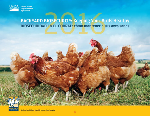 Biosecurity for Birds calendar 2016