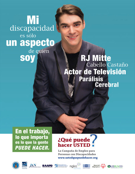 Who I Am poster (Spanish version)